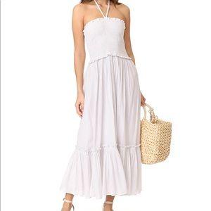 Rebecca Taylor La Vie - Lurex Strip Dress Sz S